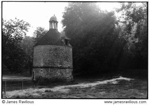 Dovecote, Abbaye de Mortemer, Normandy, France, 1985