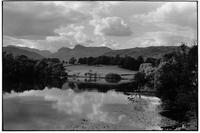 Esthwaite Water?, Lake District, England,